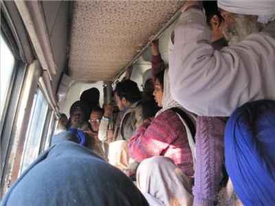 Public Transport in Amritsar