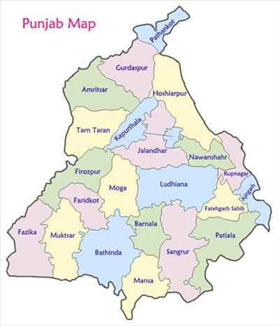 Geography of Punjab