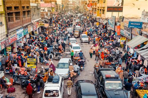 Markets in Amritsar