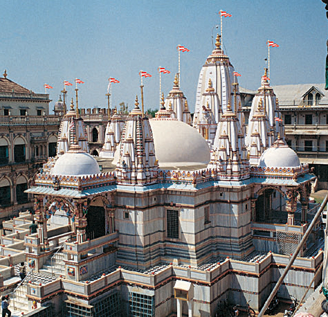 Swaminarayan Temple in Anand