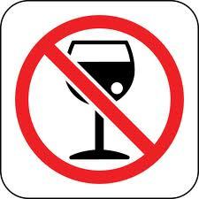 No Liquor