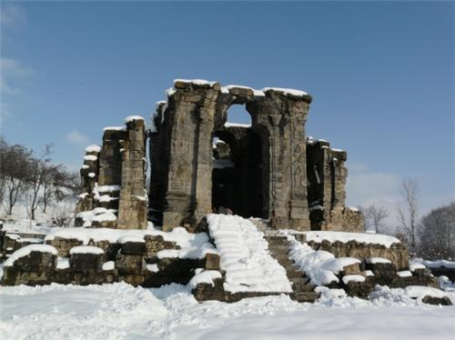 Martand Sun temple in Anantnag