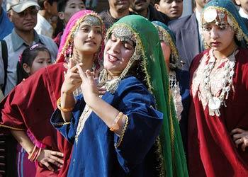 Dance in Anantnag