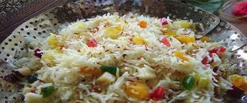Staple food in Anantnag