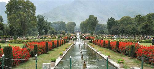 Gardens in Anantnag