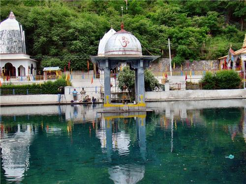 Beautiful Temples in Anantnag
