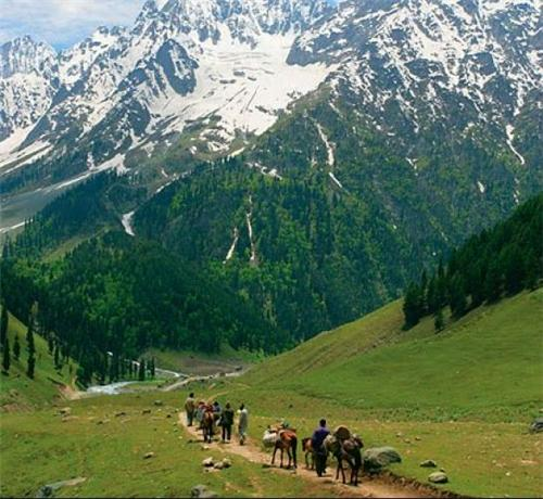 Natural places in Anantnag