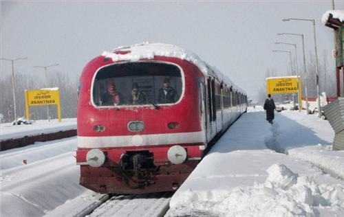 Rail Transport in Anantnag
