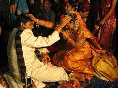 Wedding in Andhra Pradesh