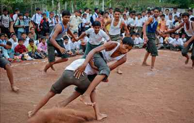 Traditional Sports in Assam