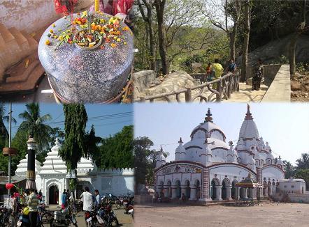 Pancha Lingeshwar in Balasore