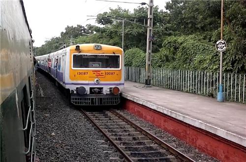 Trains from Balurghat