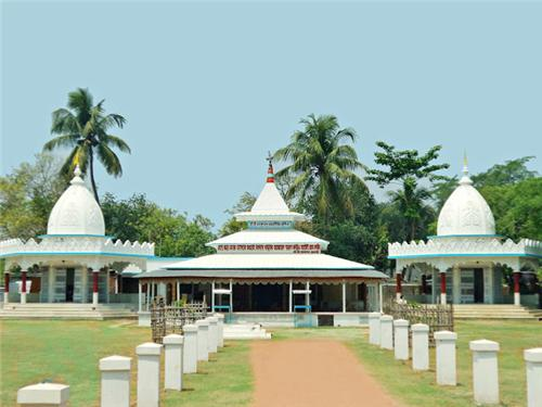Jyotirmoyee Temple, Balurghat