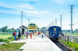 Balurhat Railway Station