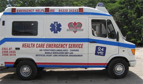 Ambulance Emergency Helplines in Bardhaman