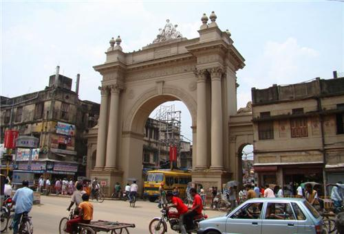 Curzon Gate in Bardhaman