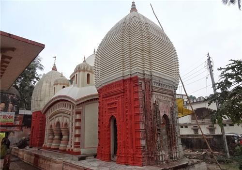 Shiva Temples in the Sarbamangala Temple complex