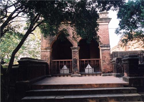 Tomb of Sher Afghan
