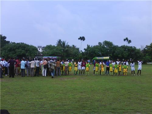 The Burdwan District Sports Association