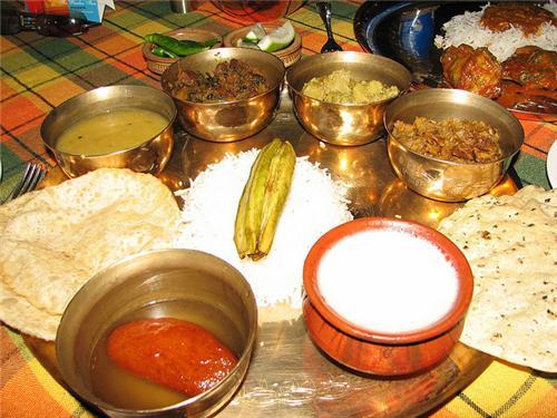 Food in Barddhaman