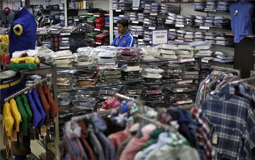 Garment Stores