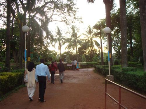 Krishnasayar Park