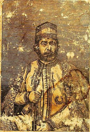 Maharaja Mahtab Chand Bahadur