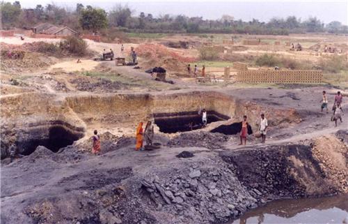 Minerals in Bardhaman