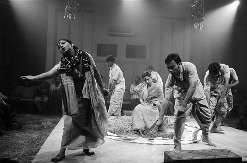 Drama in Bardhaman