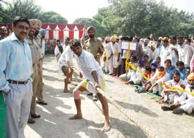 Facilities at the Jails in Bathinda