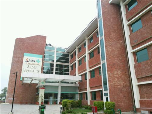 About Max Super Specialty Hospital Bathinda