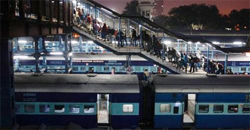Trains from Bathinda