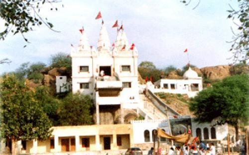 Famous Devsar Dham in Bhiwani