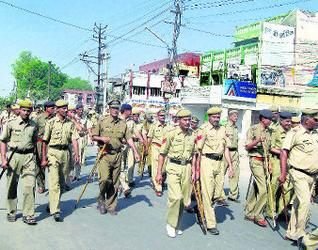 Police services in Bhiwani