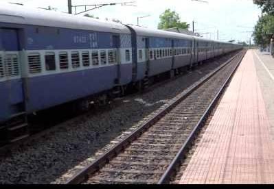 Trains through Bhiwani