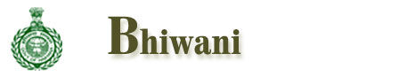 Administration in Bhiwani