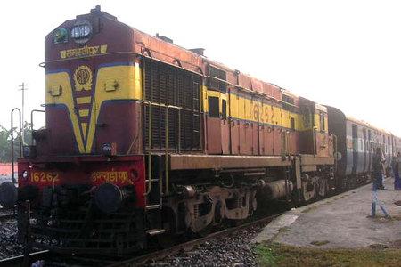Trains in Bhiwani