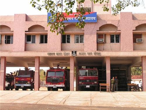 Fire brigade Bhopal