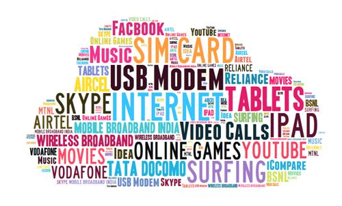 Internet and Broadband Services in Bhopal