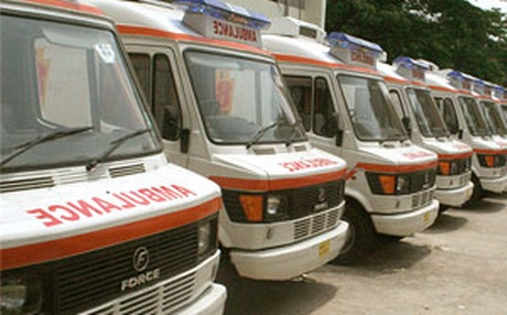 Medical emergencies in Bhopal