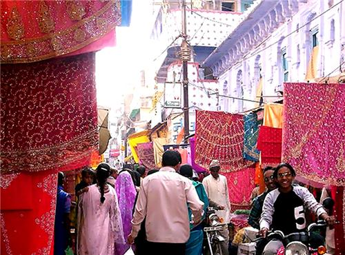 Shopping in Bhopal