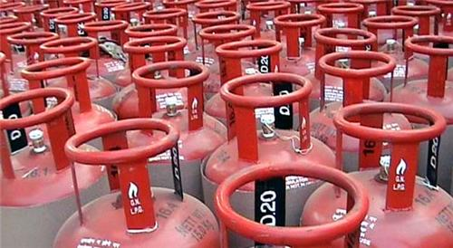 Cooking gas connections in Bhopal