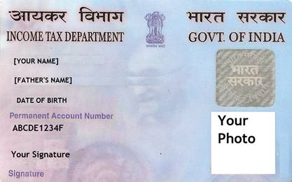 PAN Card in Bhopal
