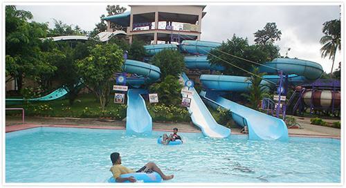 Waterparks in Bhopal