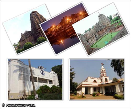 Top Religious Spots of Bhubaneswar