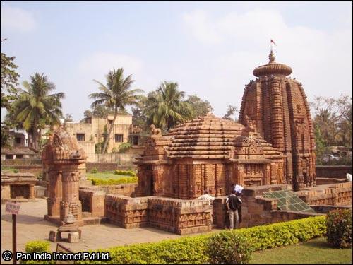 About Mukteswar Temple in Bhubaneswar