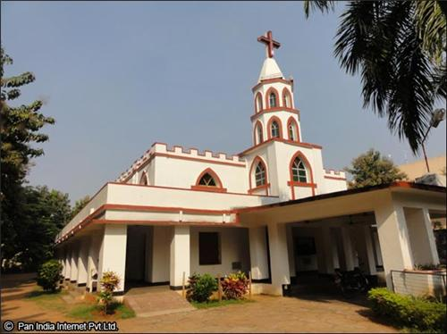 Churches in Bhubaneshwar