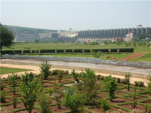 Alamatti Dam in Bijapur