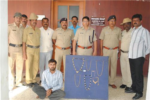 Bijapur-Police