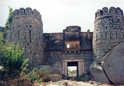 Koppal Near Bijapur